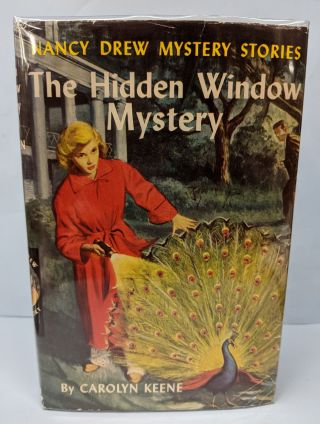 The Hidden Window Mystery. Carolyn Keene