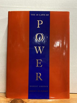 48 Laws of Power. Robert And Joost Elffers Greene