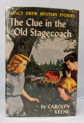 The Clue in the Old Stagecoach. Carolyn Keene