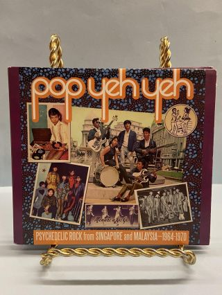 Pop Yeh Yeh (Psychedelic Rock From Singapore And Malaysia 1964-1970 Vol. 1