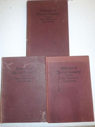 History of Duval County. Pleasant Daniel Gold