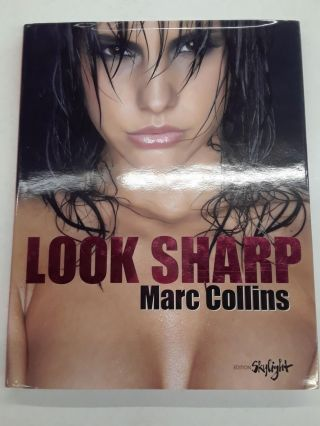 Look Sharp! Marc Collins
