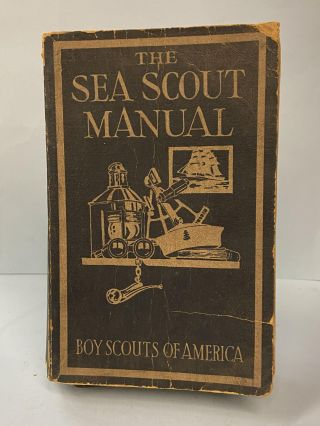 The Sea Scout Manual