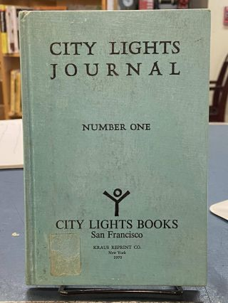 City Lights Journal (Number One