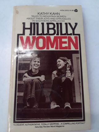 Hillbilly Women. Kathy Kahn