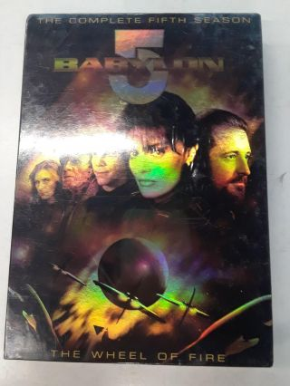 Babylon 5 : The Complete Fifth Season