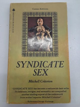 Syndicate Sex. Michael Criterion
