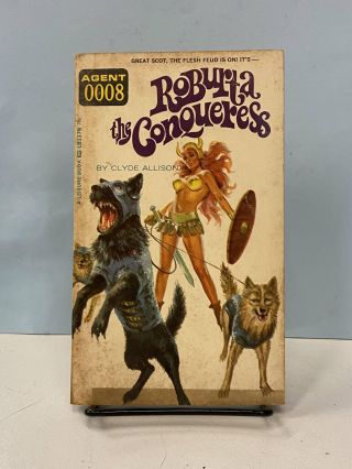 Roburta the Conqueress. Clyde Allison