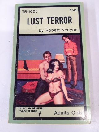 Lust Terror. Robert Kenyon