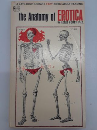 The Anatomy of Erotica. Leslie Combs