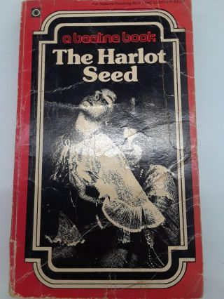 The Harlot Seed. Jeremy Baker