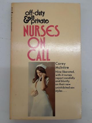 Nurses On Call. Corey Mcintire
