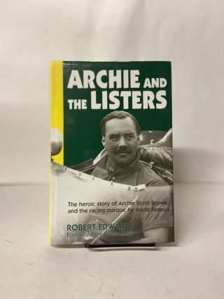 Archie and the Listers. Robert Edwards