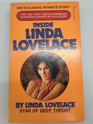 Inside Linda Lovelace. Linda Lovelace