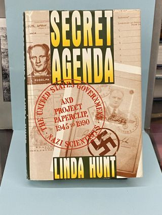 Secret Agenda. Linda Hunt