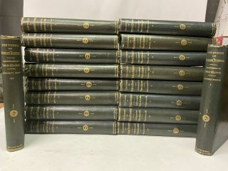 Works of Charles Dickens (18 Volume Set). Charles Dickens