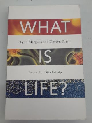 What Is Life? Lynn Margulis