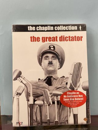 The Great Dictator (The Chaplin Collection