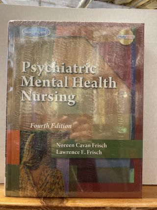 Psychiatric Mental Health Nursing 4th Edition Bundle - Hardcover & Studyguide. Linda B. Hureston...