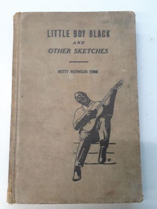 Little Boy Black. Betty Reynolds Cobb