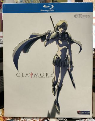 Claymore: The Complete Series
