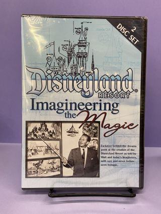 Disneyland Resort: Imagineering the Magic