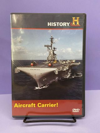 Heavy Metal: Aircraft Carrier!