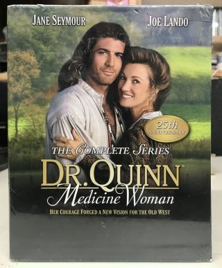 Dr. Quinn, Medicine Woman: 25th Anniversary (The Complete Series