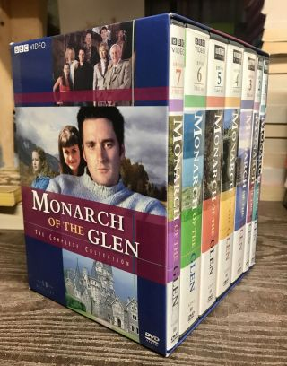 Monarch of the Glen: The Complete Collection