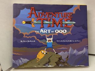 Adventure Time: The Art of Ooo. Chris McDonnell