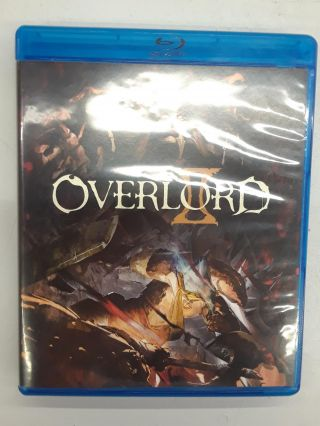 Overlord II: Season Two. Funimation