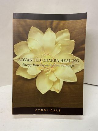 Advanced Chakra Healing: Energy Mapping on the Four Pathways. Cyndi Dale