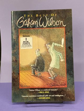 The Best of Gahan Wilson. Cathy Fenner