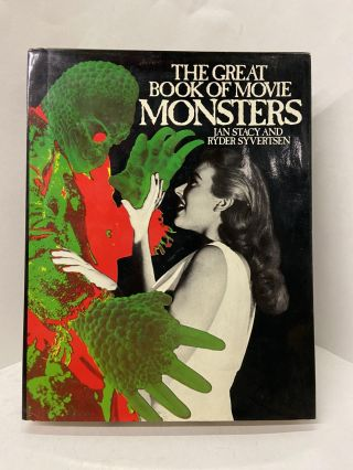 The Great Book of Movie Monsters