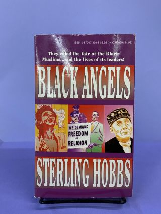 Black Angels. Sterling Hobbs