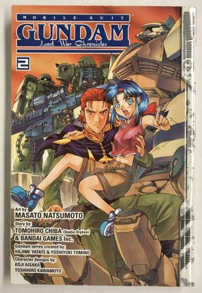 Mobile Suit Gundam: Lost War Chronicles, Volume 2. Tomohiro Chiba