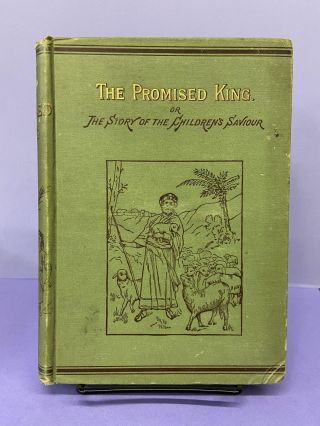 The Promised King or The Story of the Children's Saviour (Stepping Stones to Bible Literacy)....