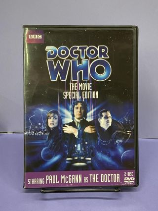 Doctor Who: The Movie (Special Edition