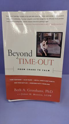 Beyond Time-Out. Beth A. Grosshans