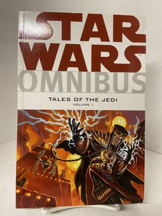 Star Wars Omnibus Volume One: Tales of the Jedi