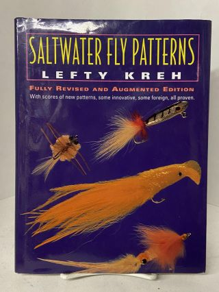 Saltwater Fly Patterns. Lefty Kreh