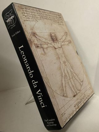 Leonardo da Vinci: The Complete Paintings and Drawings. Frank Zollner