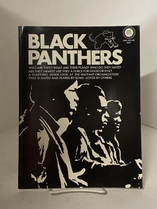 The Black Panthers. J. Alvin Kugelmass, Patricia Sachs, edited