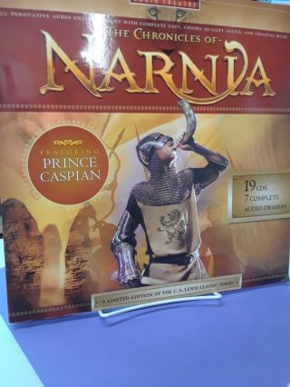 The Chronicles Of Narnia: Featuring Prince Caspain. C. S. Lewis