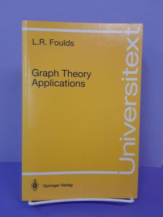 Graph Theory Applications. L. R. Foulds