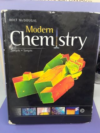 Modern Chemistry. Mickey Sarquis, Jerry L. Sarquis
