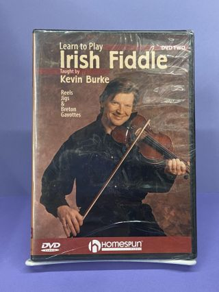 Learn to Play Irish Fiddle, Lesson Two. Kevin Burke