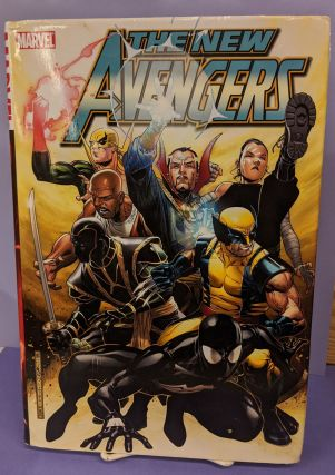 The New Avengers, Vol 4. Brian Michael Bendis