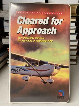 Cessna Pilot Center Interactive Pilot Software (2-volume set