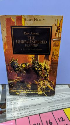 The Unremembered Empire. Dan Abnett